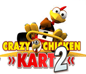 Crazy Chicken Kart 2